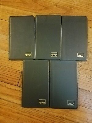 Lot of 5 Deutz Allis1987 Appointment book