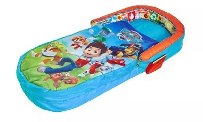 Paw Patrol Ready Bed Inflatable childs travel bed