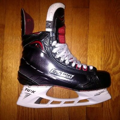 Bauer 1X 2017 Ice Hockey Skates 6.5EE Mint!