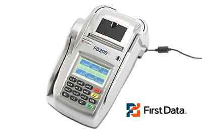 BRAND NEW* First Data FD200ti  Credit Card Machine *UNLOCKED*