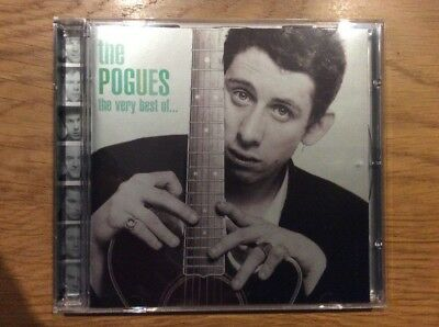 The Very Best Of The Pogues Cd Greatest Hits