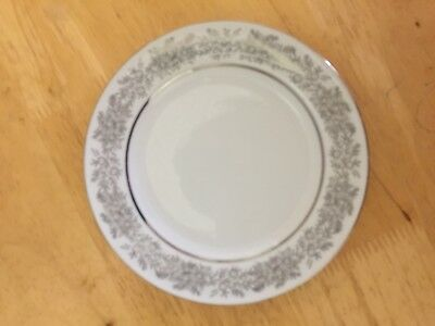 SEYEI Fine China bread and butter plate- made in Japan