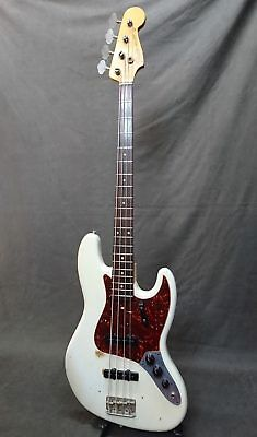 Fender Custom Shop  1964 Jazz Bass Relic Electric Bass Guitar (Used)