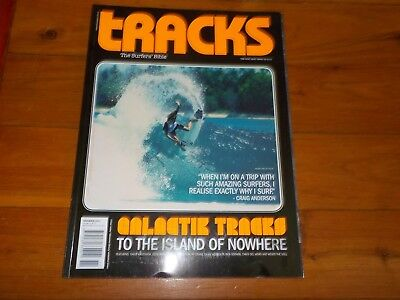 Tracks Surfing Magazine - The Surfer's Bible - November 2011 - Issue 494