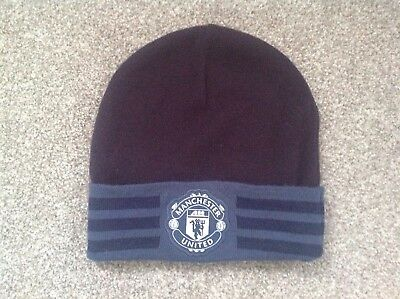 Adidas Manchester United beanie hat 100% authentic