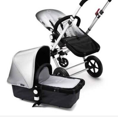 Bugaboo Cameleon Canopy Set Silver