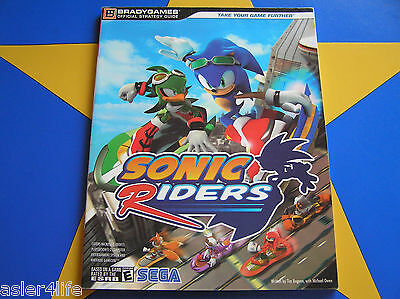 Sonic Riders - Strategy Guide