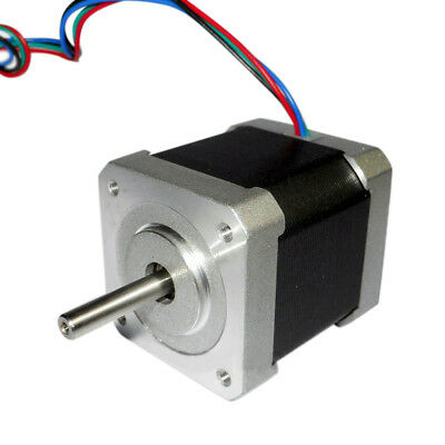 1.8 Degree 42mm 2 Phase Hybrid 12V Stepper Motor NEMA17 For 3D Printer CNC 5W