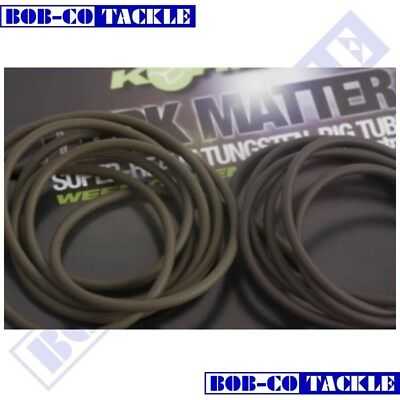 Korda Dark Matter Super Heavy Tungsten Rig Tube