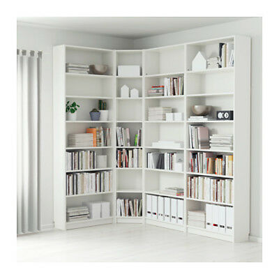 Ikea billy libreria bianco 215 135x237x28 cm eur 346 80 - Ikea porta cd billy ...