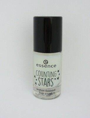 essence Counting Stars Waterbased Top Coat 01 wasserbasierter Überlack