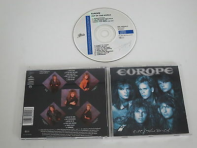 Europe/out of This World ( Epc 462449 2)CD Album