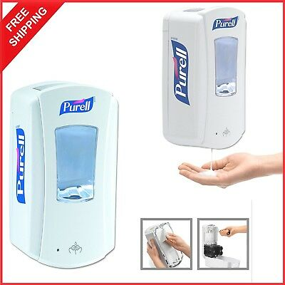 Hand Soap Dispenser Automatic PURELL Touchless Sensor Hands Free Sanitizer 1.2 L