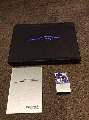 Porsche 911 997 Turbo Carrera Paperweight Aluminum Limited Edition Rare Paper