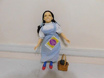 """1987 (Turner/Hamilton Gifts) """"THE WIZARD OF OZ"""" (DOROTHY) 14"""" Doll, WITH TAG!"""
