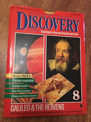 Marshall Cavendish Discovery - Part 8 Galileo