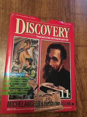 Marshall Cavendish Discovery - Part 11 Michelangelo