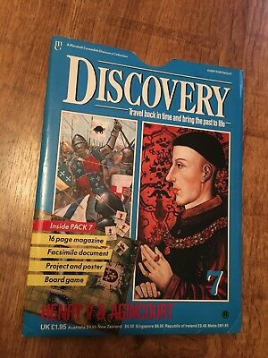 Marshall Cavendish Discovery - Part 7 Henry V