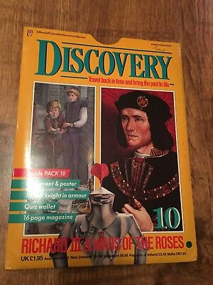 Marshall Cavendish Discovery -Part 10 Richard III