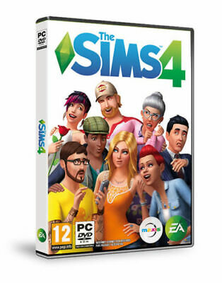 The Sims 4 Pc Videogioco Gioco Cd Dvd Mac Italiano Nuovo The Sims Per Windows