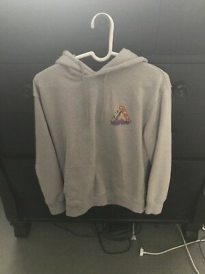 9c1757a14533 Palace Skateboards Tri Ferg P-3D Hoodie Grey Size Medium Adidas Palace  Supreme