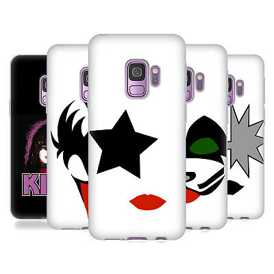 Official Kiss Band Solo Soft Gel Case For Samsung Phones 1