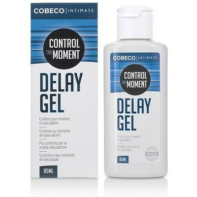 More Control Penis Delay Gel Ejakulation Erektion Orgasmus Verzögerung for MEN