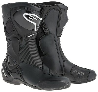 New Alpinestars SMX-6 sizeEU 39, US 6 black and white