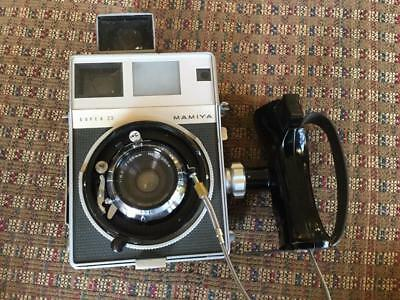 Mamiya Super 23 Camera with 65mm Lens