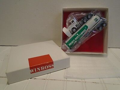 Winross Kenworth Castrol Tanker Truck MINT in Original Box Made in USA!!!