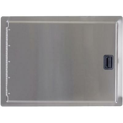 """Fire Magic Legacy 20.5"""" x 14.5"""" Stainless Single Access Door Horizontal 23914-S"""