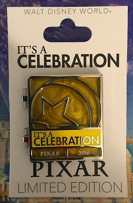 Disney Pin 2016 Pixar Party Countdown A Bug's Life Heimlich LE 750 #3 of 13
