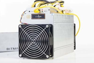 AntMiner L3+ 504MH/s ASIC Miner MARCH BATCH 1 (W/O PSU)