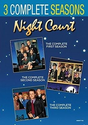 Night Court: Seasons 1-3 [New DVD] Shrink Wrapped, 3 Pack, Back To Back Packag