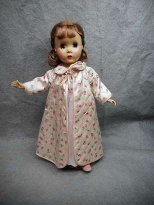 "Vintage Madame Alexander Maggie 14"" Doll Hard Plast  Sleepy Eyes 1949 N/r"