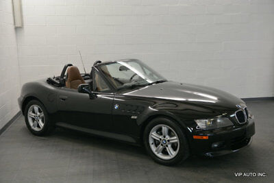 2001 BMW Z3 Roadster 2.5i BMW Z3 2.5i Premium Package Sport Package Power Top Heated Seats
