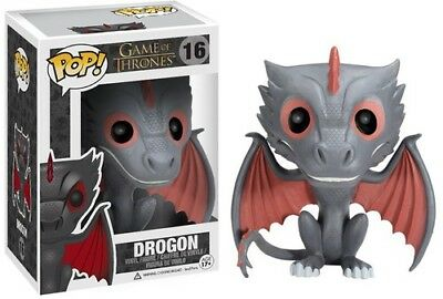Funko Pop! Television: Game Of Thrones - Drogon [New Toy] Vinyl Figure