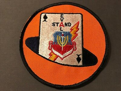 WWII/KOREA?-US AIR FORCE PATCH-Tactical Air Command-Evaluation Group-ORIGINAL!