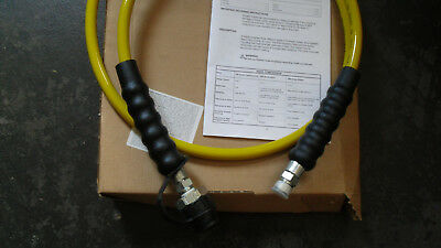 ENERPAC PART No. HC7206 HIGH PRESSURE HYDRAULIC HOSE 10000PSI (700BAR)