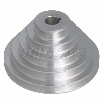 22mm Bore Outter Dia 54-150mm 5 Step A Type V-Belt Pagoda Pulley Belt