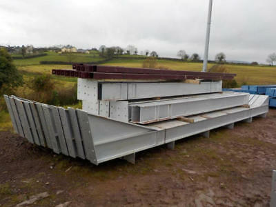 NEW Unused Large farm building shed industrial or commercial 140 x 50 x 16
