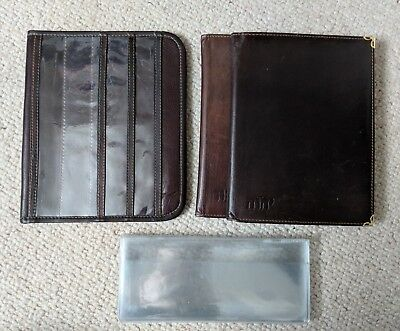 Jehovah's Witnesses Leather Tract Magazine Field Ministry Folders