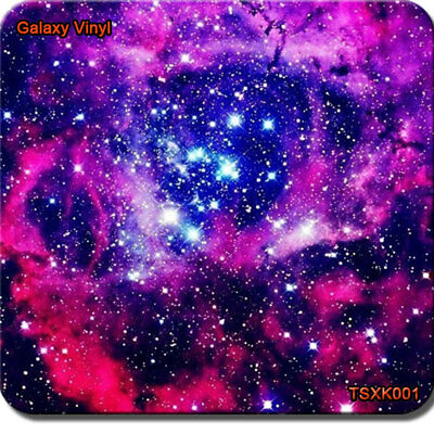 Galaxy Vinyl Wrap Car (Air/Bubble Free) 5 Colours multi Sizes