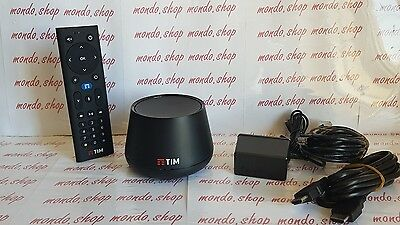 Timvision Decoder Logo Tim Vision Android 4K Wi-Fi Hdmi Digitale Terrestre Dvb-T