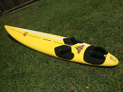 Windsurfing Board F2 Ride 277 (103 Litre)