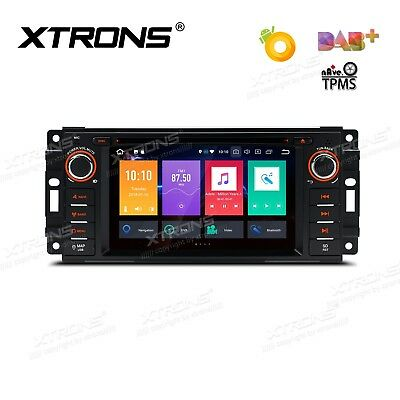 """6.2"""" Android 8.0 Octa-Core 32GB ROM + 4G RAM Multimedia DVD Player JEEP"""