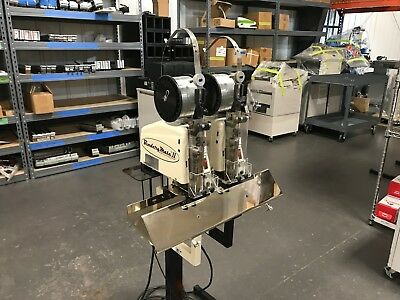 Dual Head BinderyMate 305/405 Wire Stitcher - Fully-Serviced & Tested w/ Wire