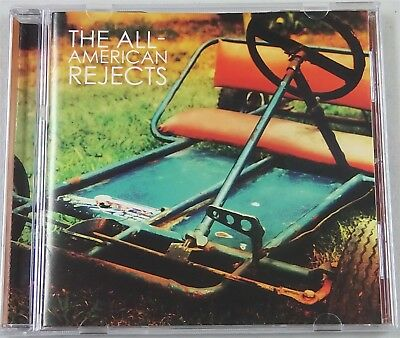 The All-American Rejects by The All-American Rejects (CD, Feb-2003, )