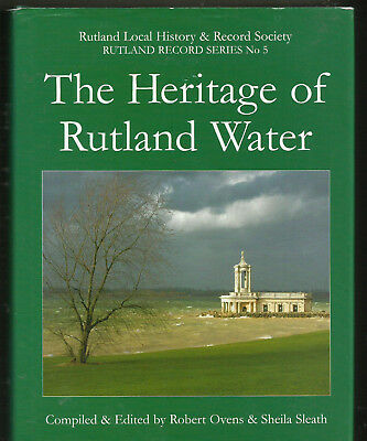 The Heritage of Rutland Water Book