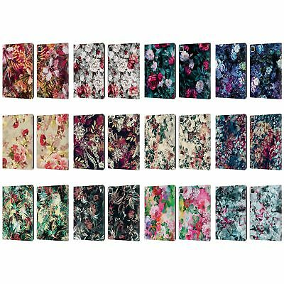 OFFICIAL RIZA PEKER FLOWERS LEATHER BOOK WALLET CASE COVER FOR APPLE iPAD
